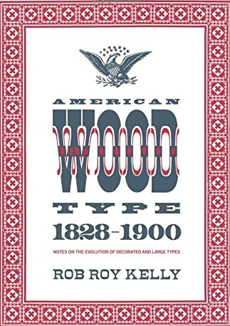 American Wood Type is a really amazing collection of wood type and ornaments.