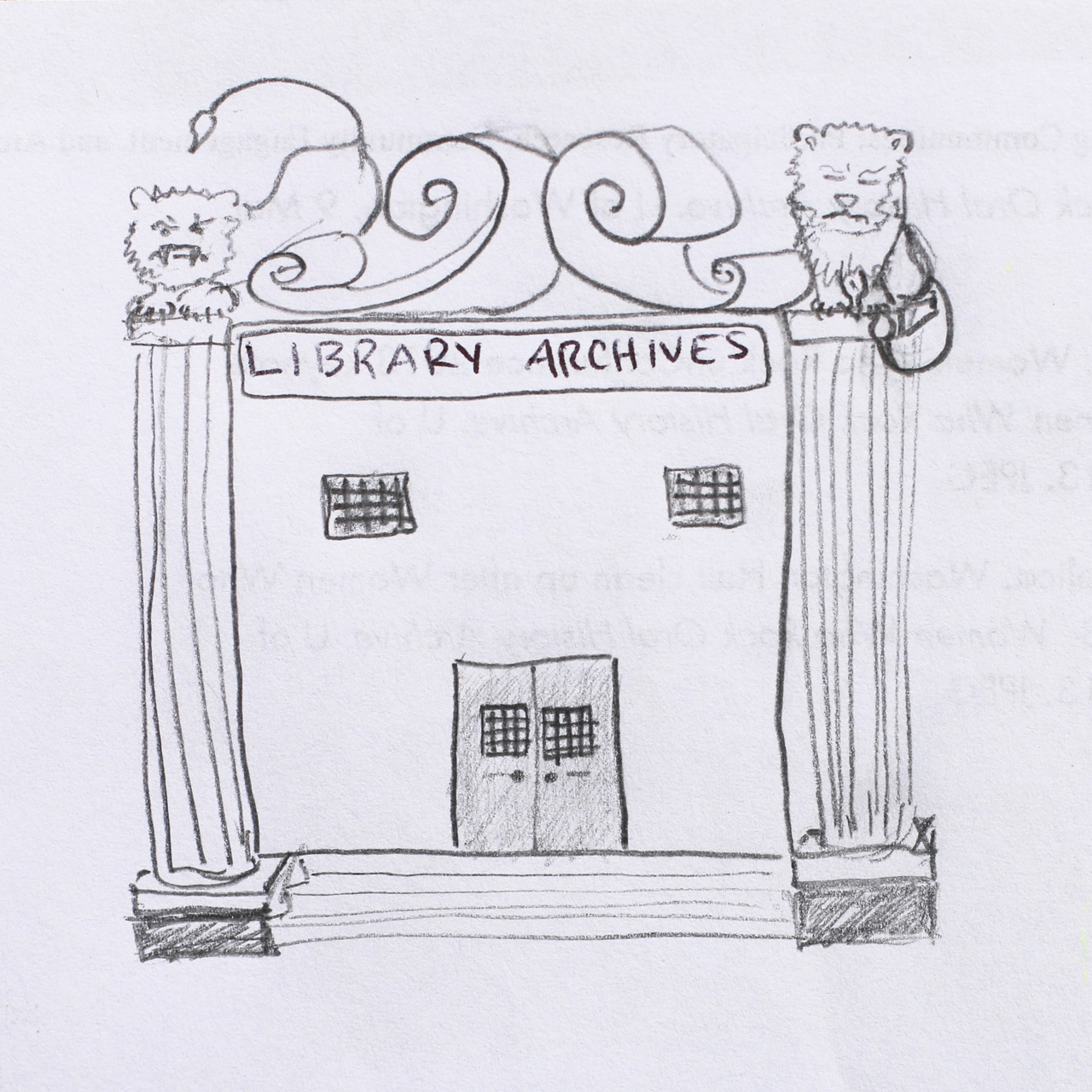 guarded archives