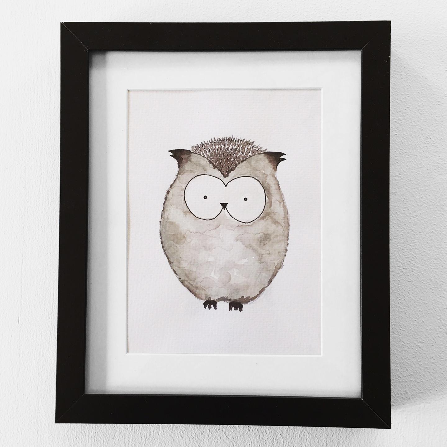 Woodland Owl $25
