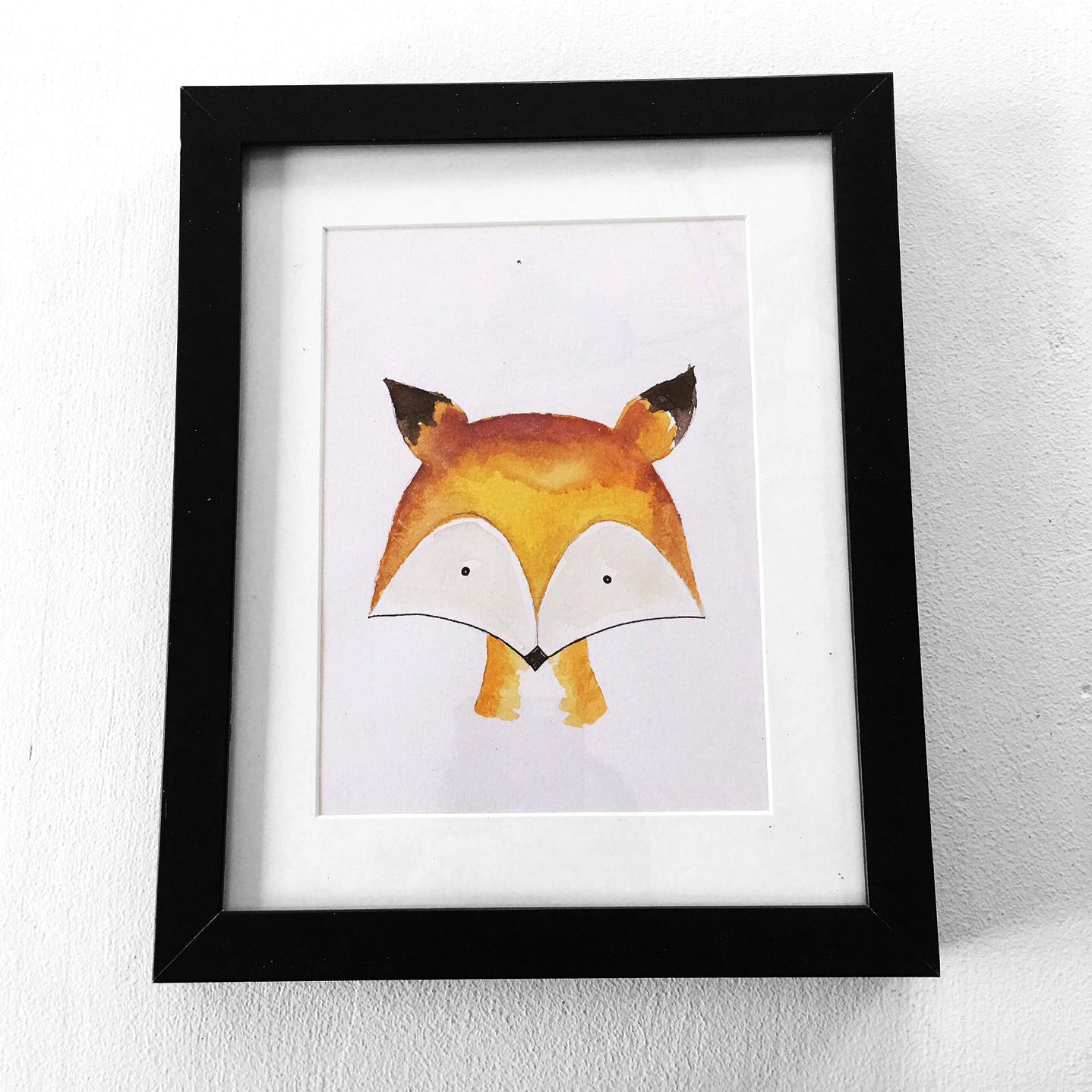 Woodland Fox $25
