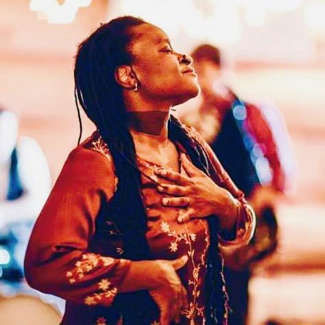 Nakachi Clark-Kasimu. Photo by Vitae Weddings.