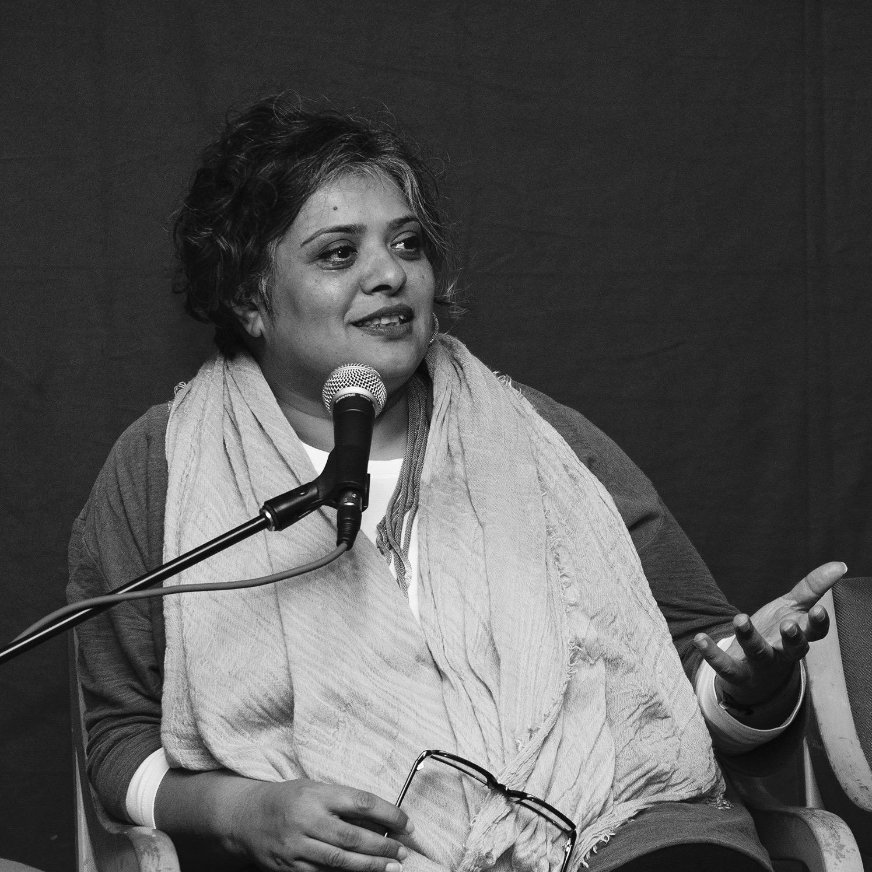 Deepa Gulrukh Patel. Photo by Hilary Benas.