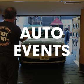 Auto Events Photo Gallery at HELEN MILLS Event Space & Theater