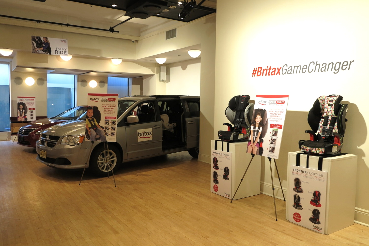 Britax Press Event - Carseat Launch
