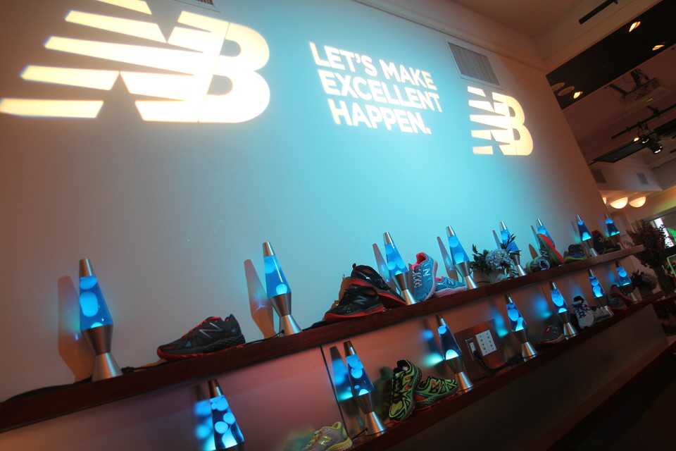 Bar Display - New Balance Line Preview