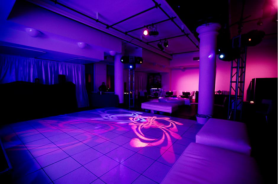 Bat Mitzvah Dance Floor