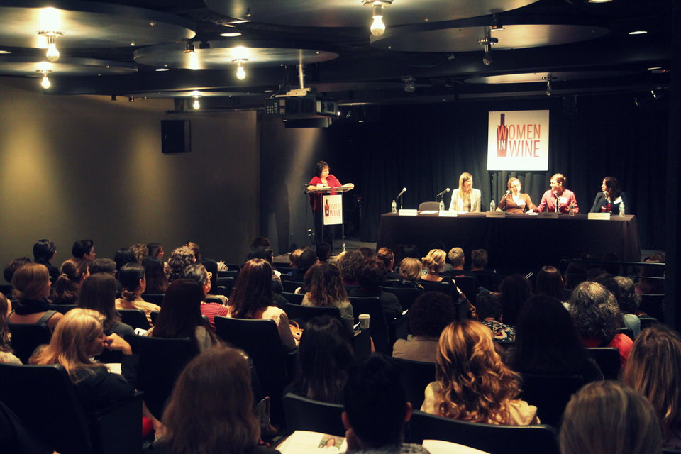 Women In Wine Leadership Symposium - Theater Panel