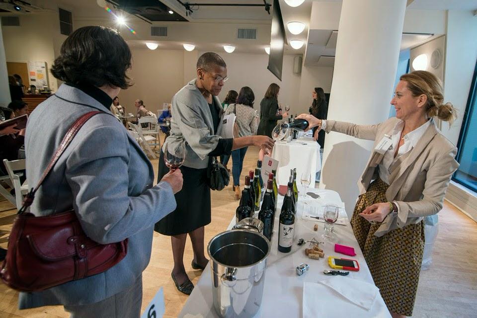 Wine Tasting - Women in Wine Leadership Symposium
