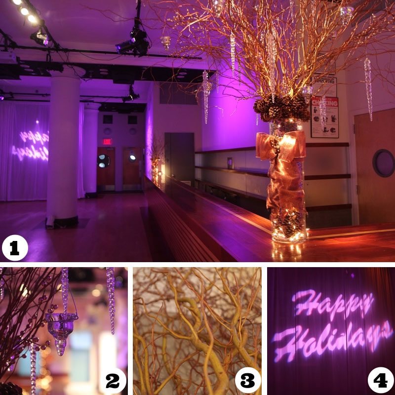 12.10.13 - Holiday Decor 2013 - Event Space - Blog Image