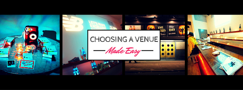 Guide to Choosing a Venue in New York City
