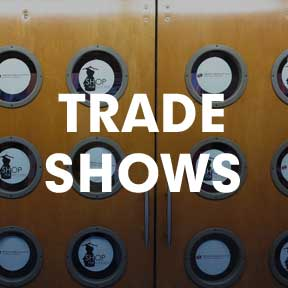 Trade show gallery - trade shows at HELEN MILLS Event Space and Theater
