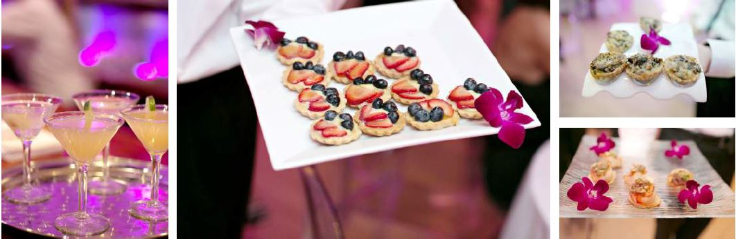 HELEN MILLS Event Catering Photos