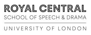Royal Central School of Speech and Drama logo