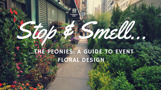 Walking through the flower district on 28th street, you will be literally surrounded by choices.