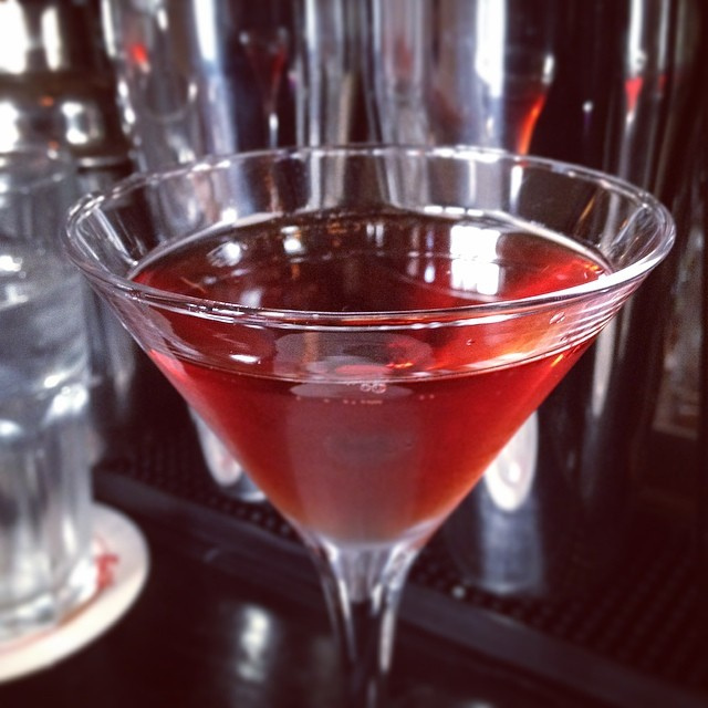Americano's are made with Campari, sweet vermouth & soda - great for a light cocktail. Photo by: Flickr user hirnrinde_de