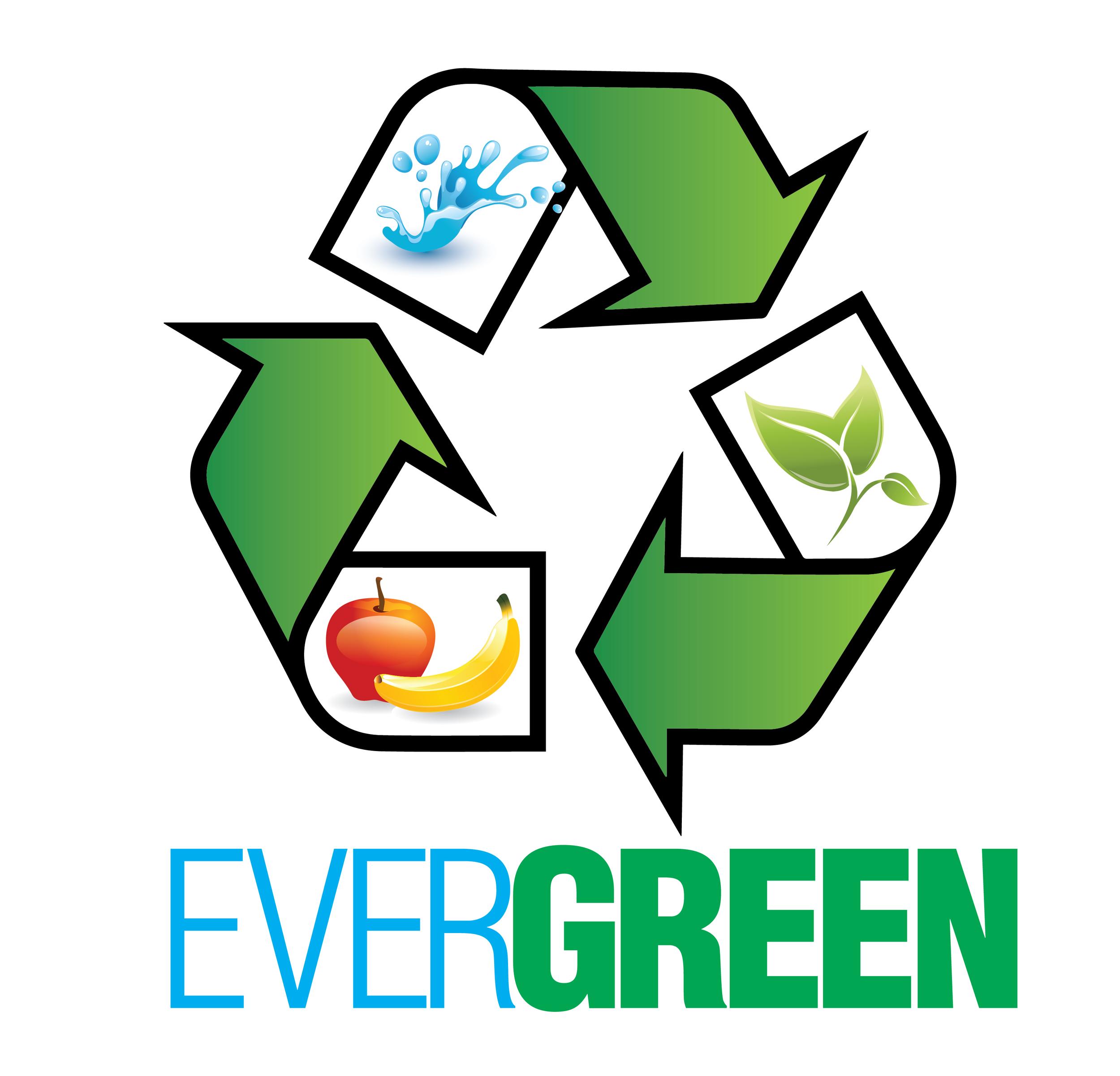 EverGreen Recycling logo