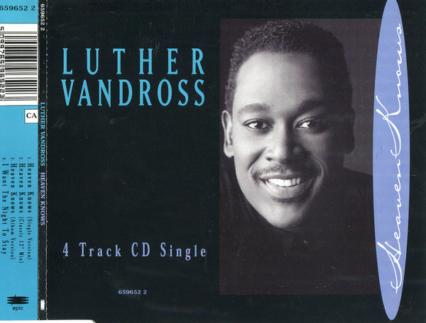 Luther Vandross Christmas Album.Luther Vandross Remixed The Bennie So Smoove Xperience