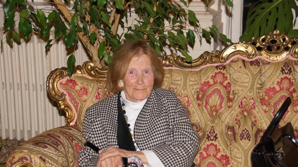 Irina Alekseevna Tenson, the first generation of MGIMO professors