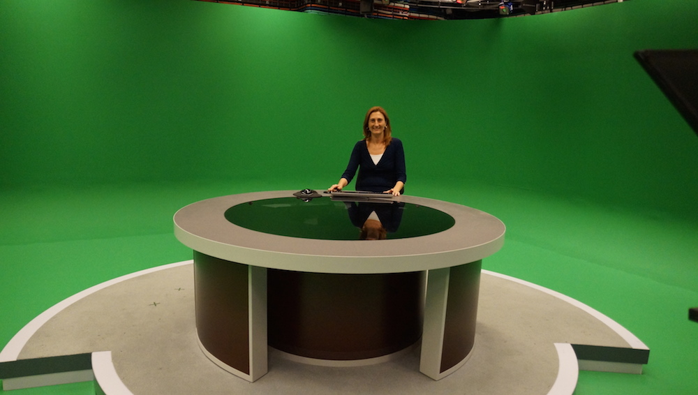BBC green studio.JPG