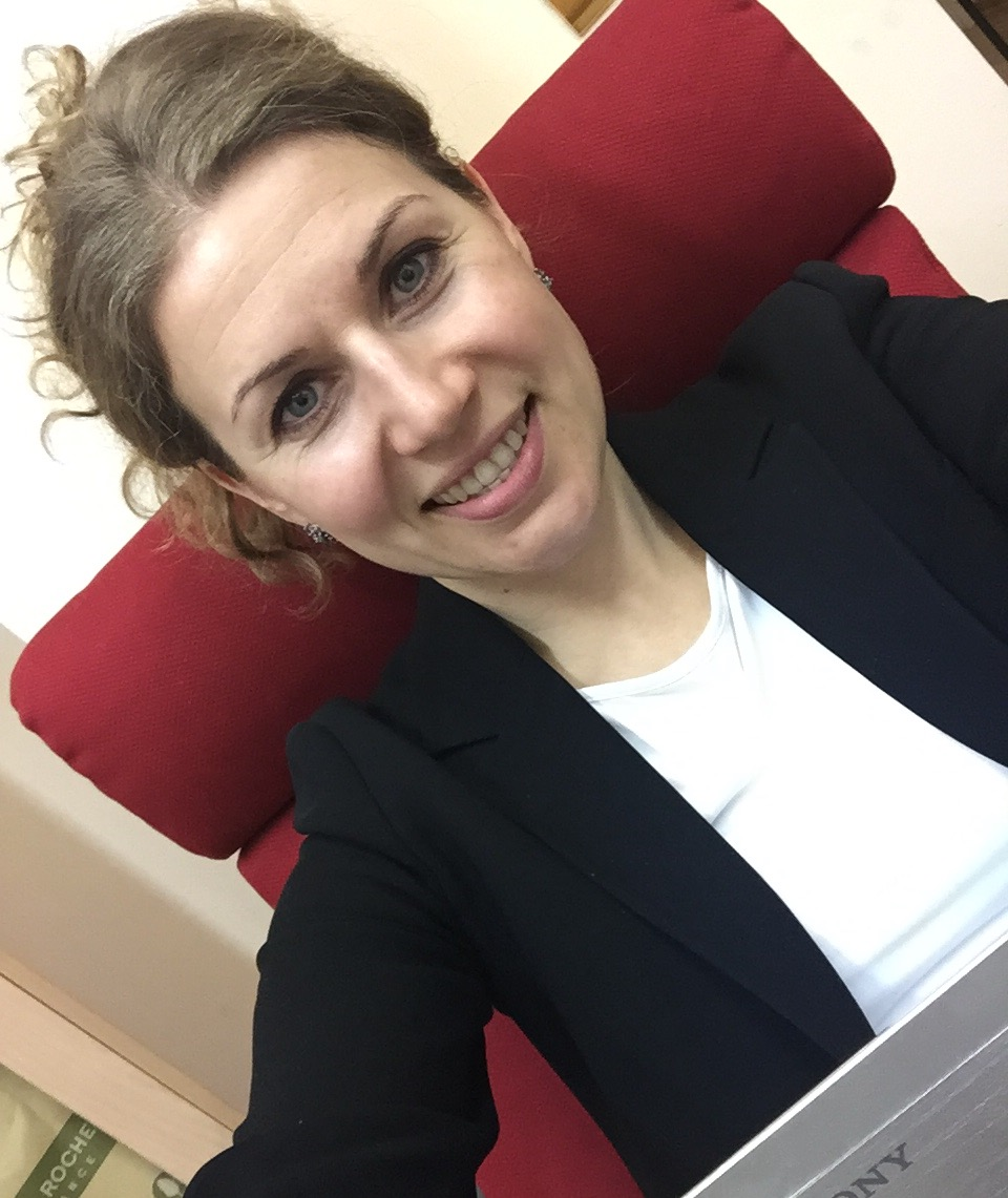 Olga Isakova, the Co-Founder and ManagingDirector at Redenex