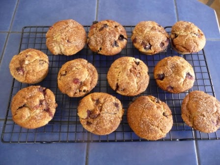 These really are the best blueberry muffins