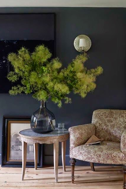 A few glossy cheese plant leaves can make a real impact