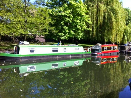 Gorgeous Little Venice and its stunning scenery