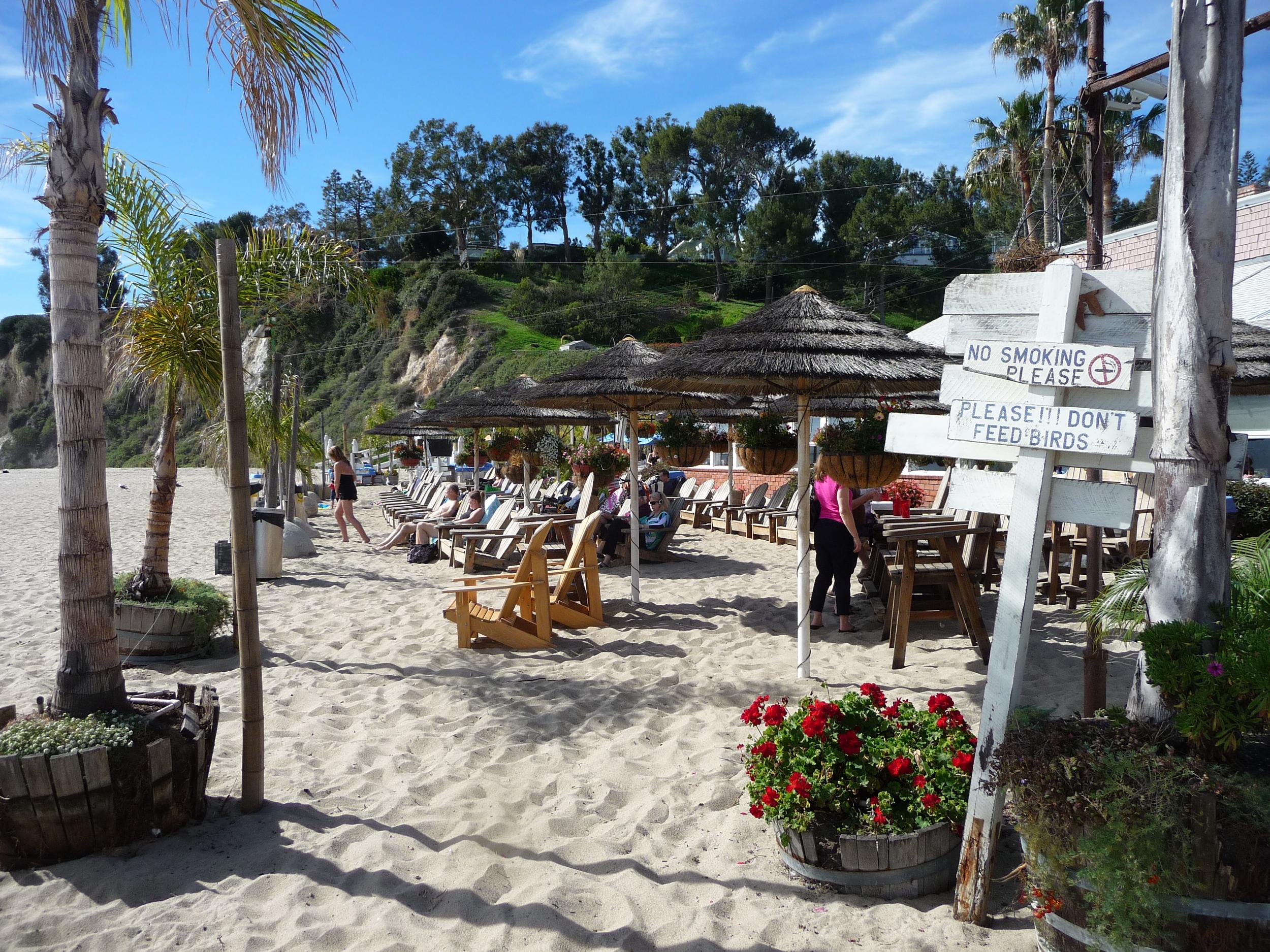 Paradise Cove Cafe