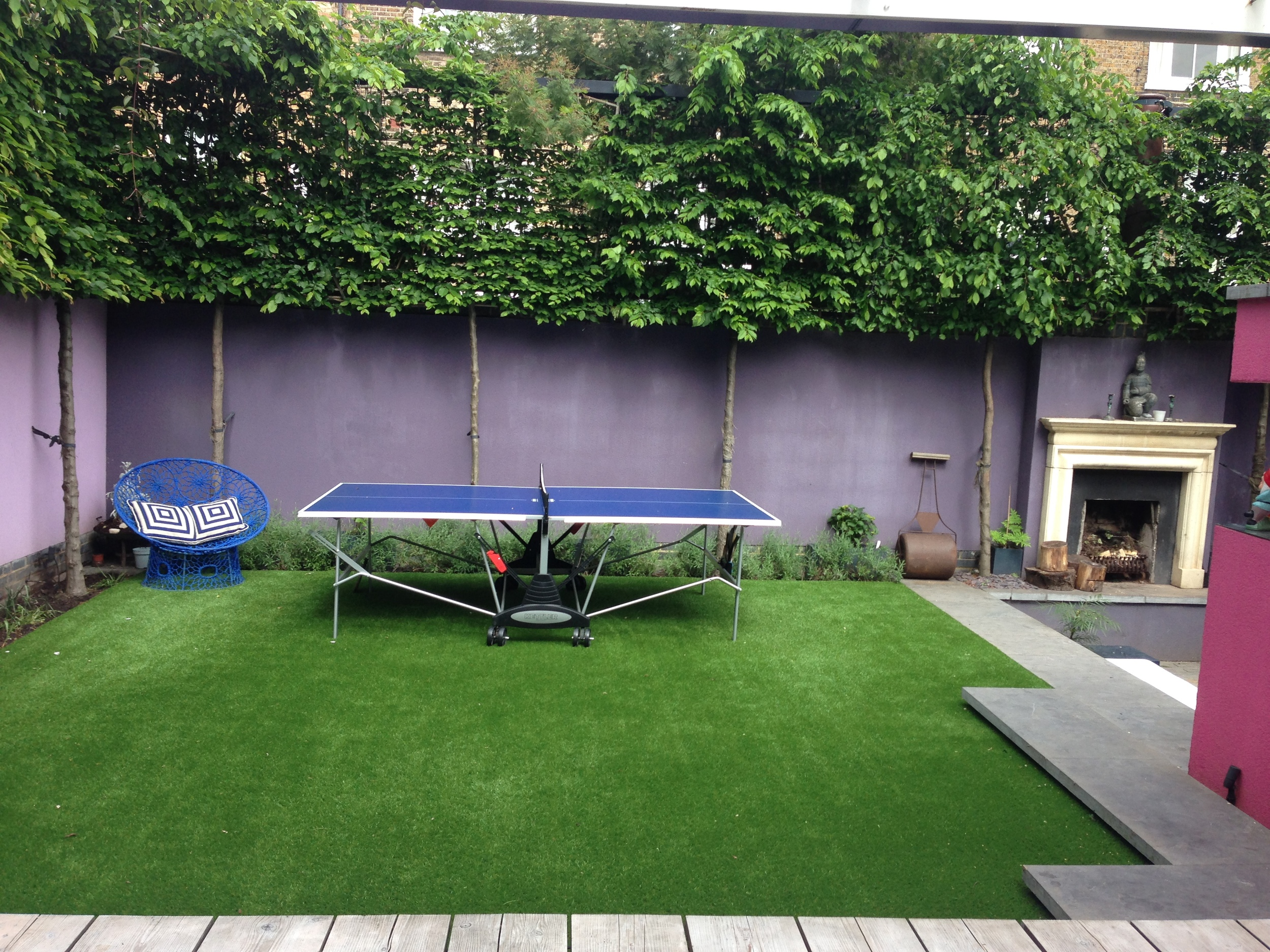House 1 - Outdoor Space