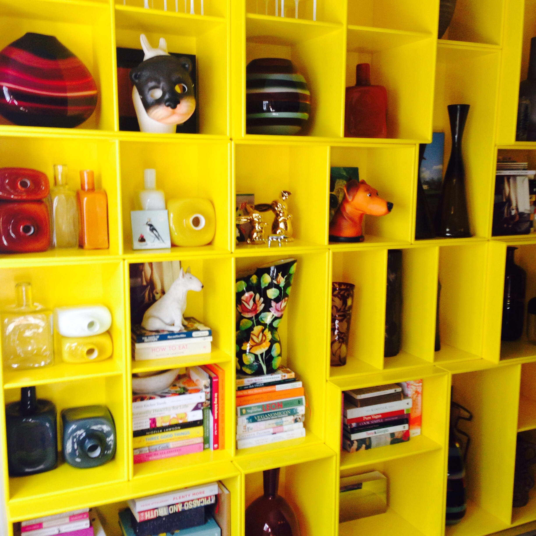 House 2 - Kitchen Shelves