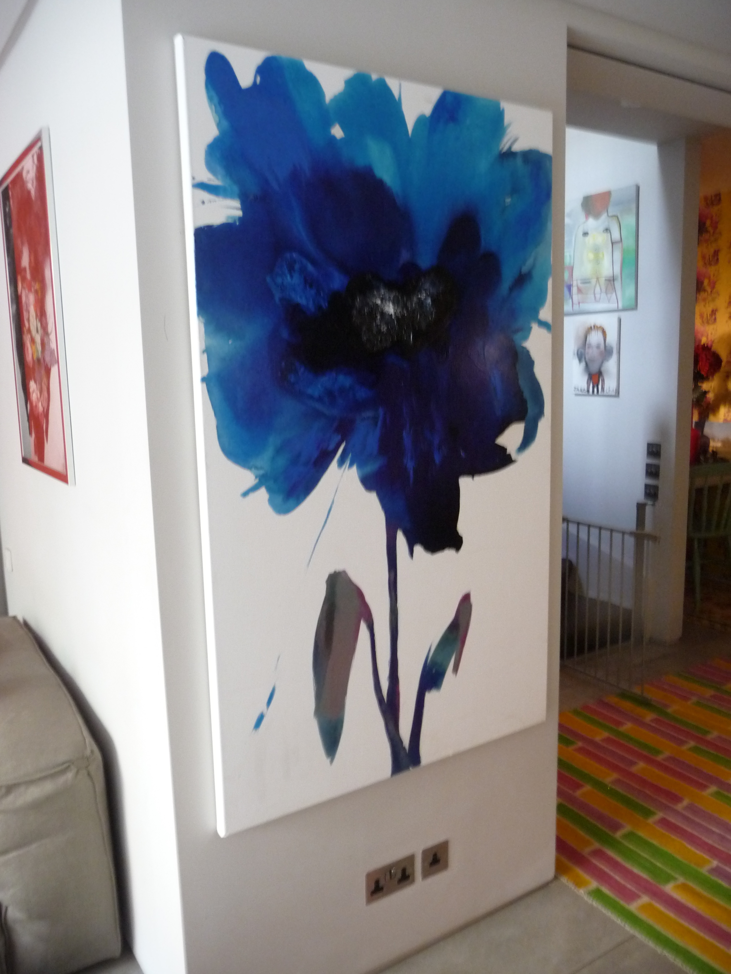 House 2 - Kitchen Artwork