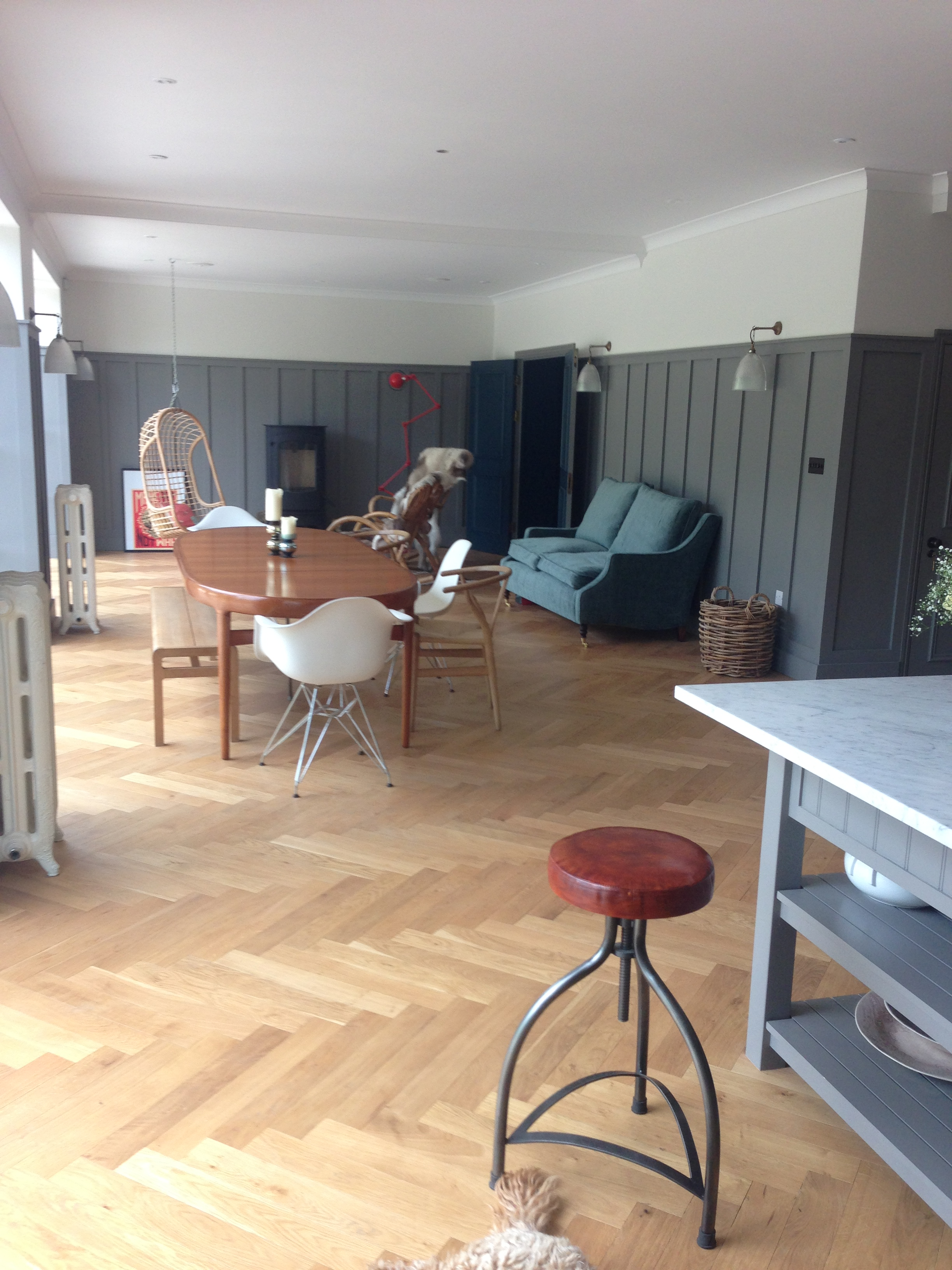 House 5 - Kitchen/Diner