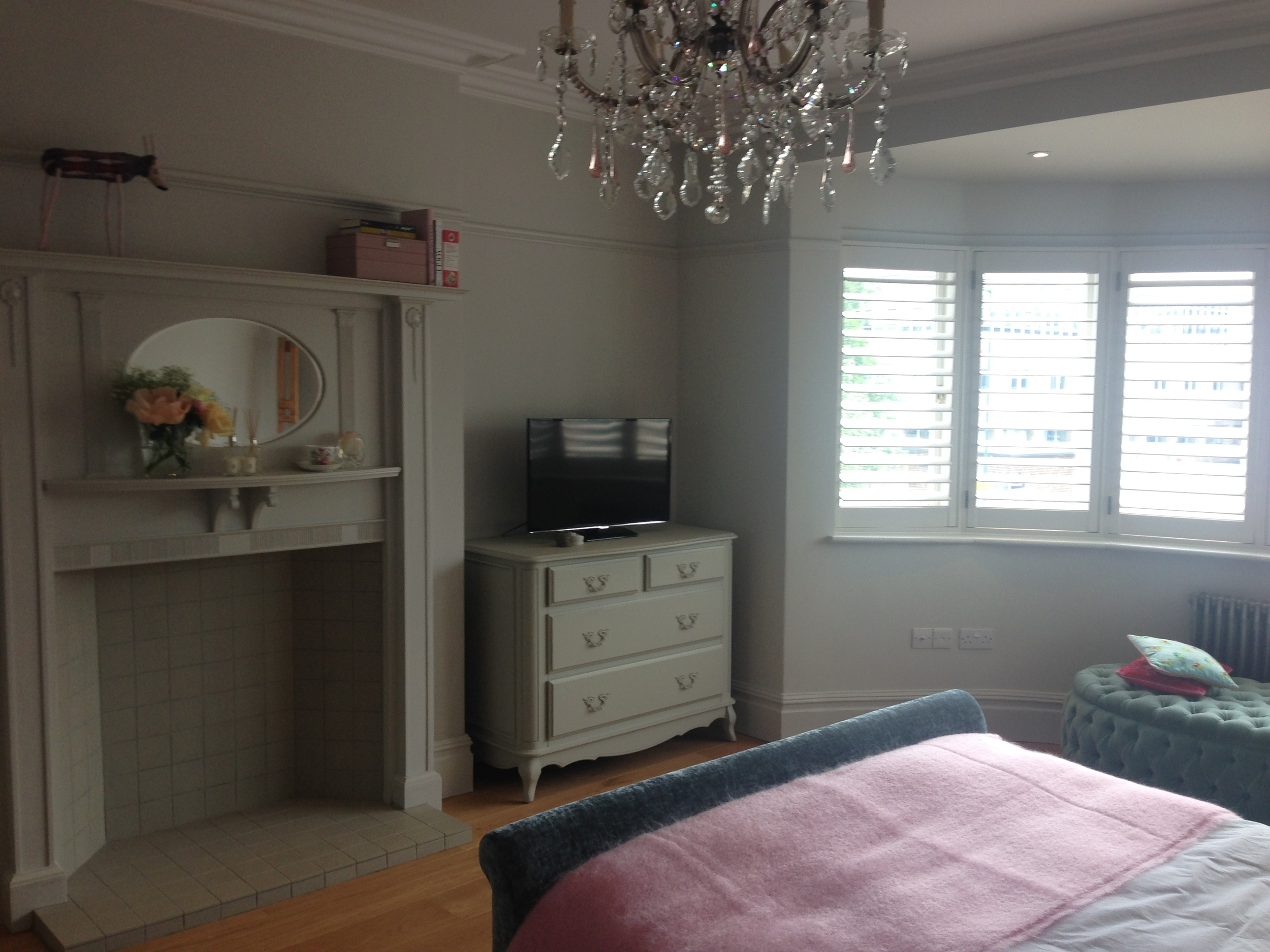 House 5 - Daughter's Bedroom