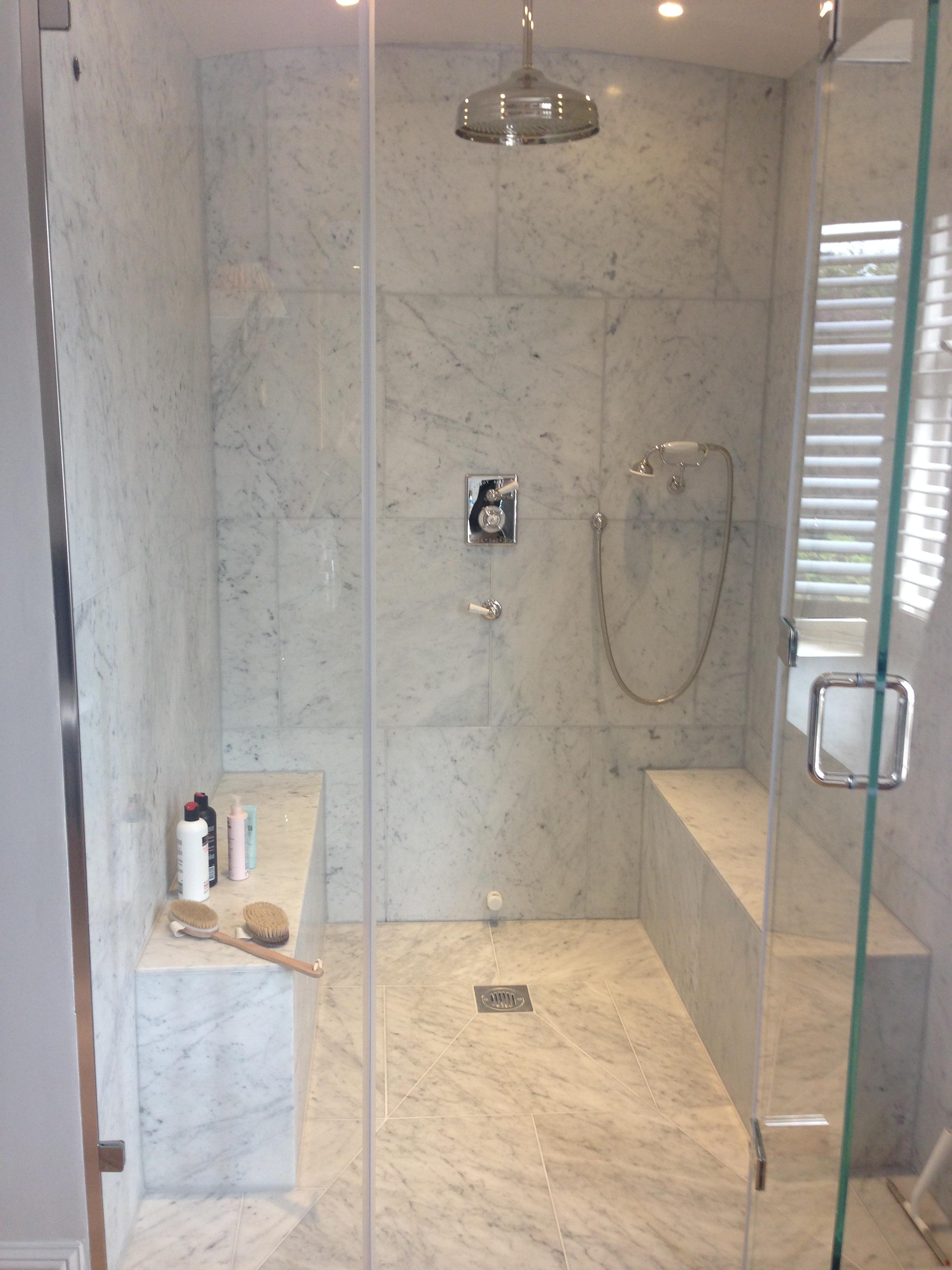 House 5 - Master Bedroom Shower Room