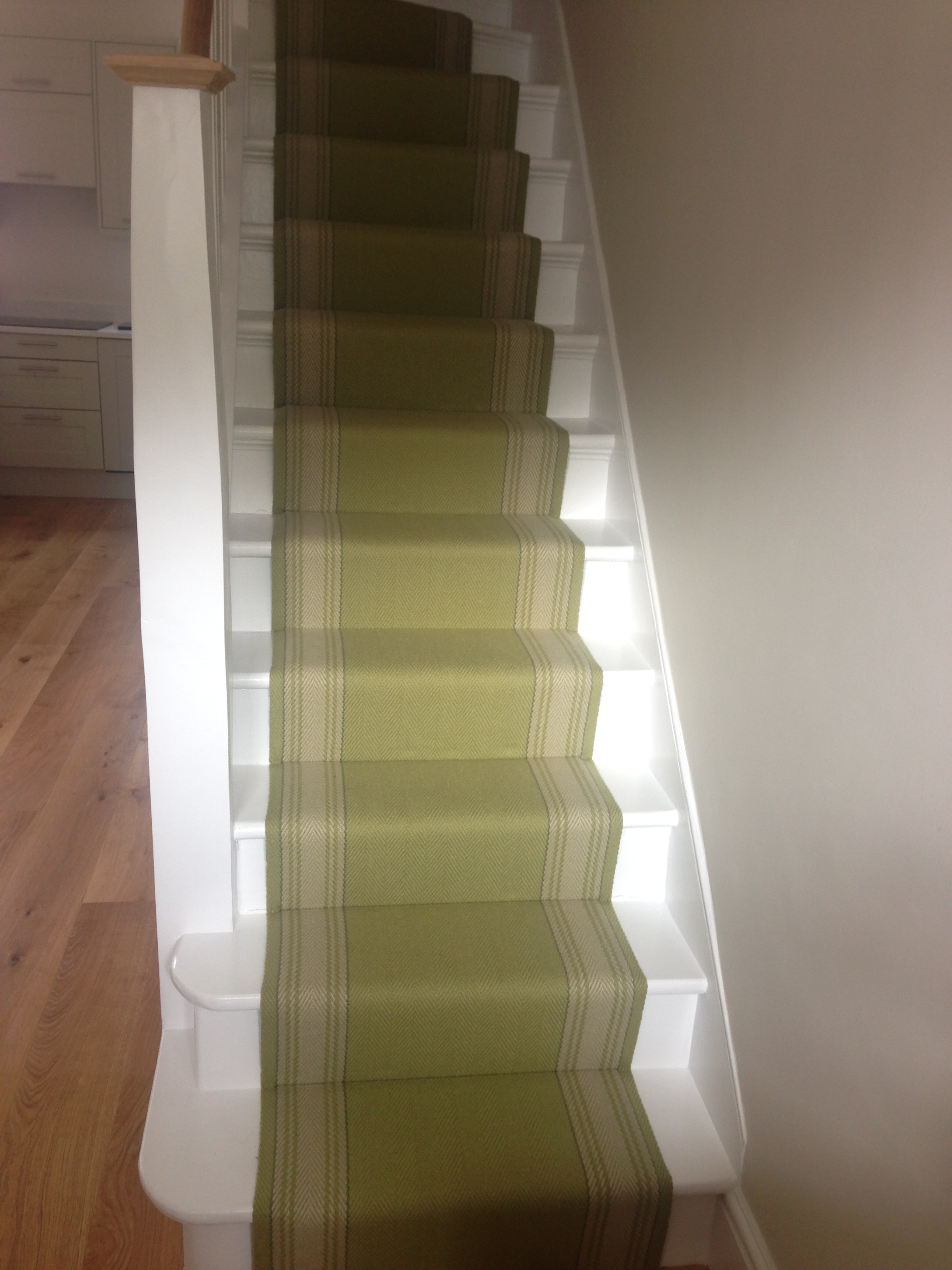 Roger Oates runner creates wow factor!