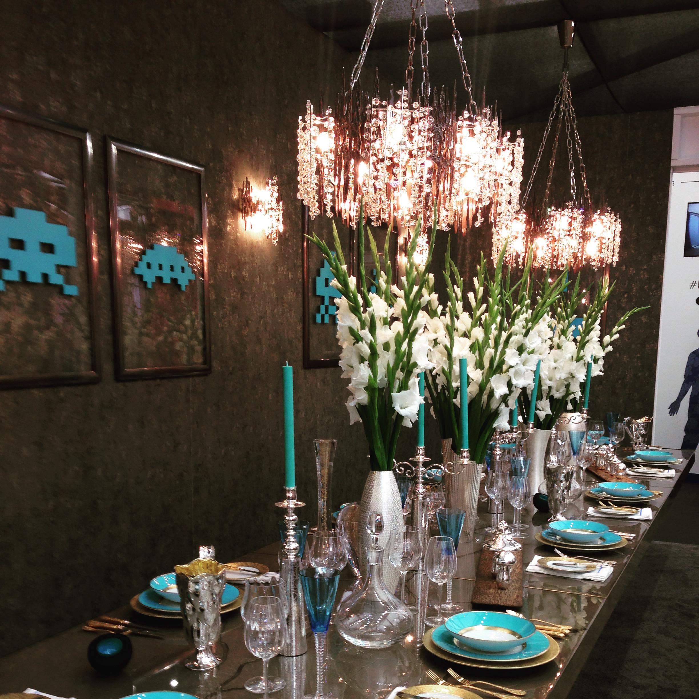 Harlequin London  exquisite tableware