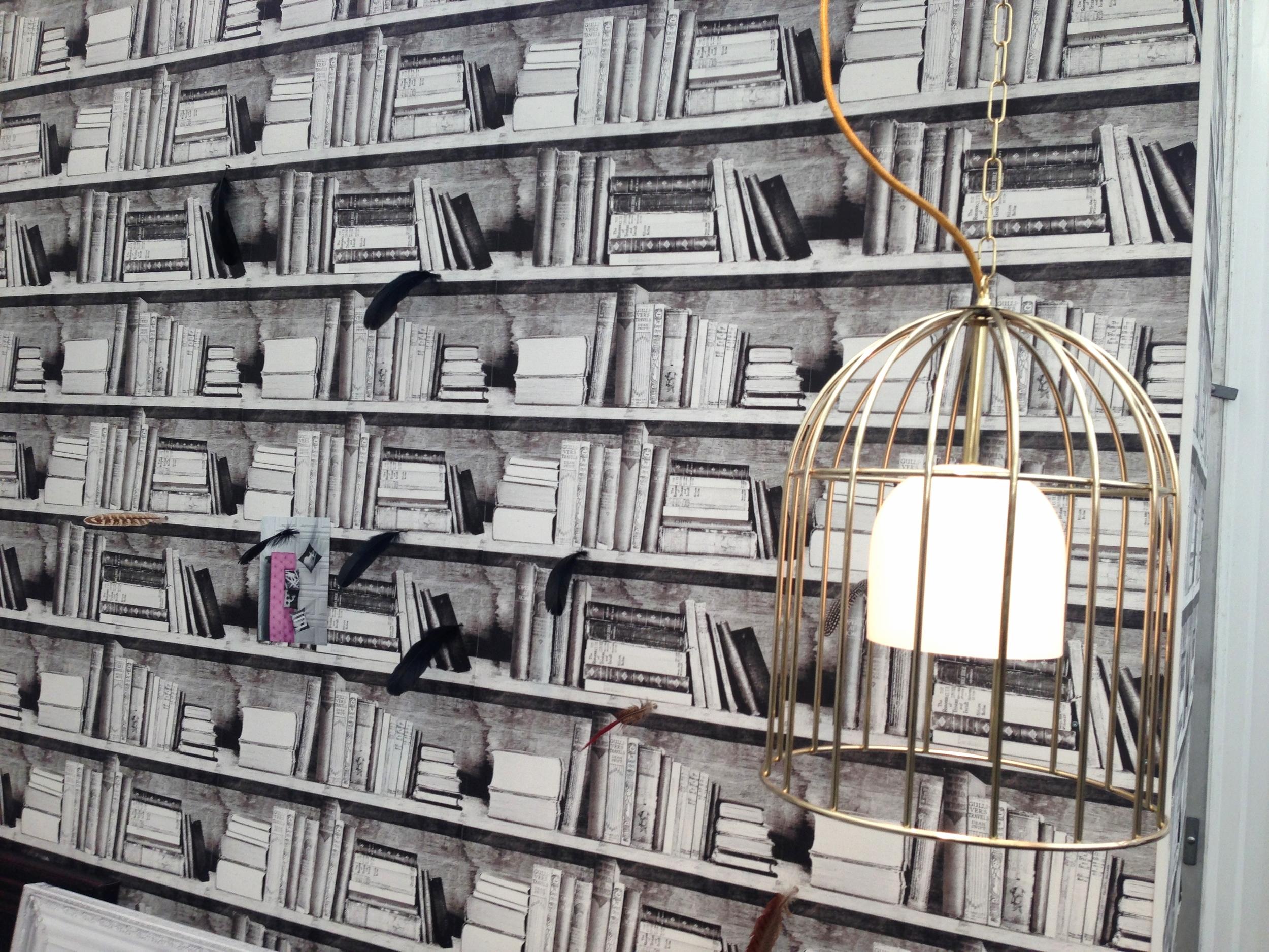 Mineheart  wallpaper and light