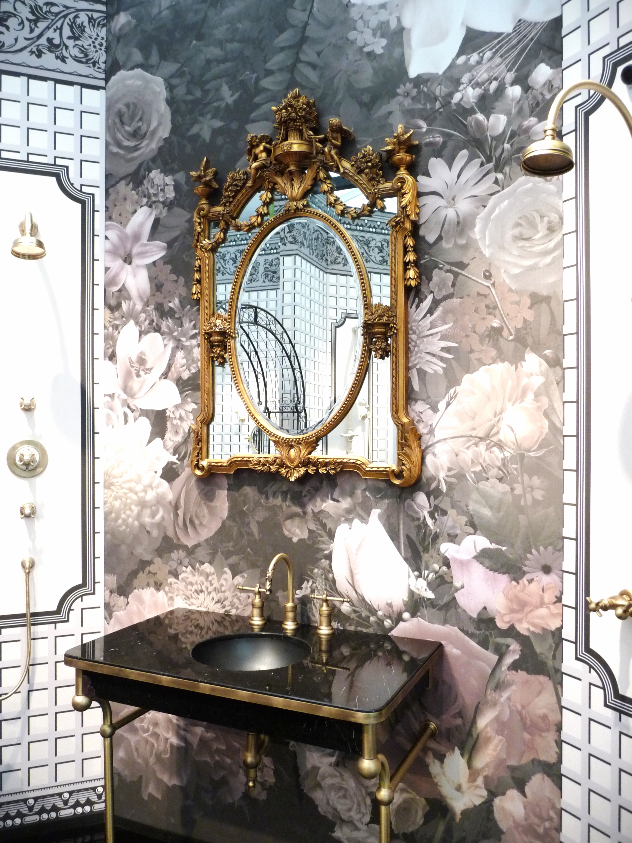 Volevatch  - incredible and enchanting handmade and hand painted bathrooms with the wow factor!!