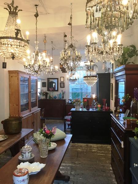 Phoenix on Golborne - my favourite shop