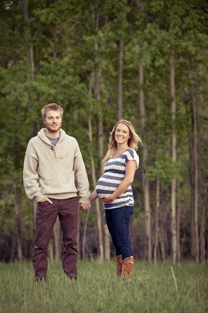 Sarah, Jesse & Baby Wildeman -45