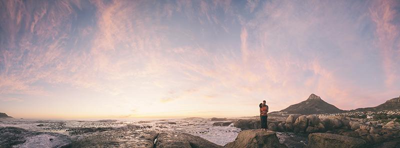 Sunset pano small
