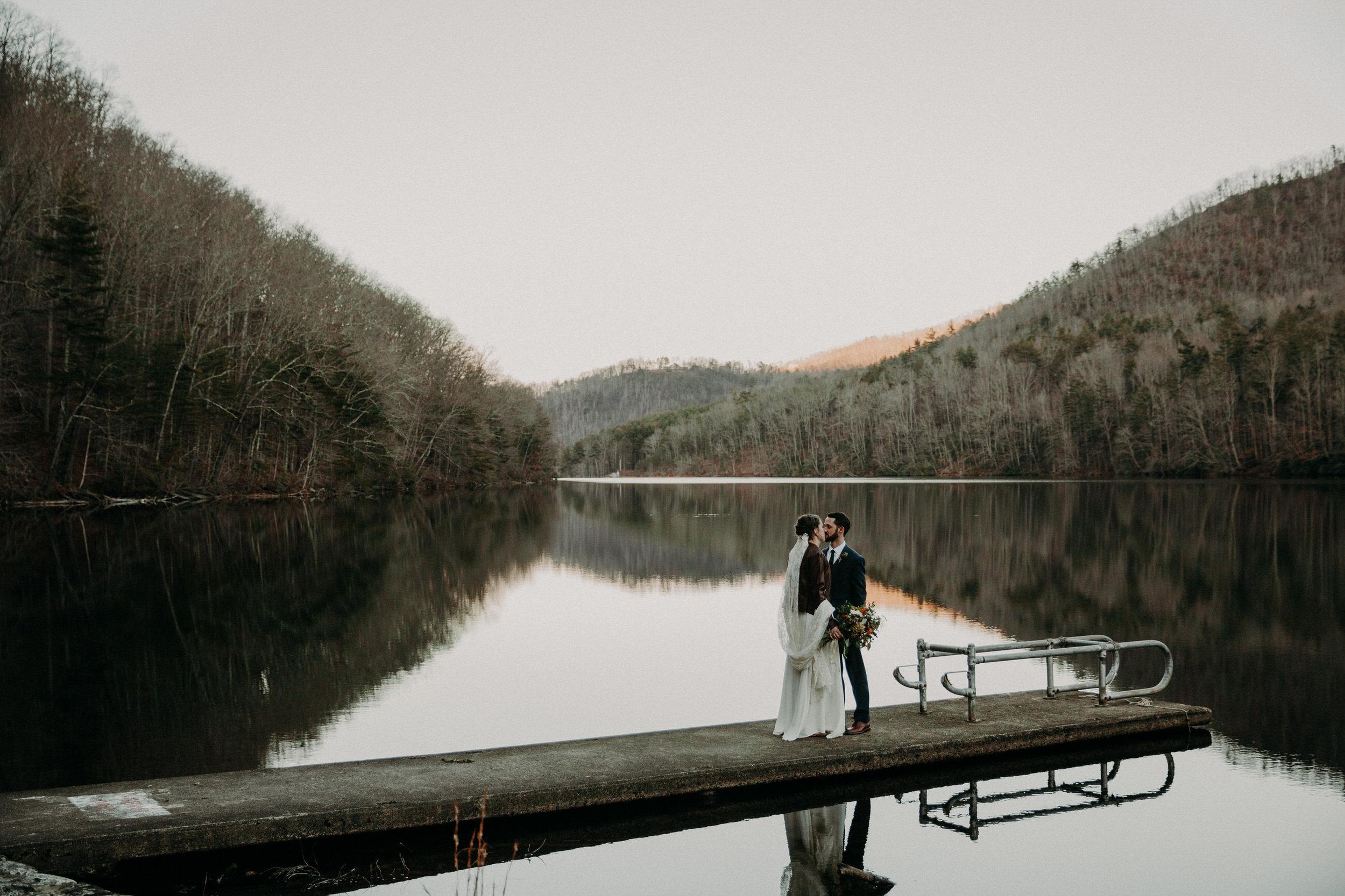 Lake Logan -