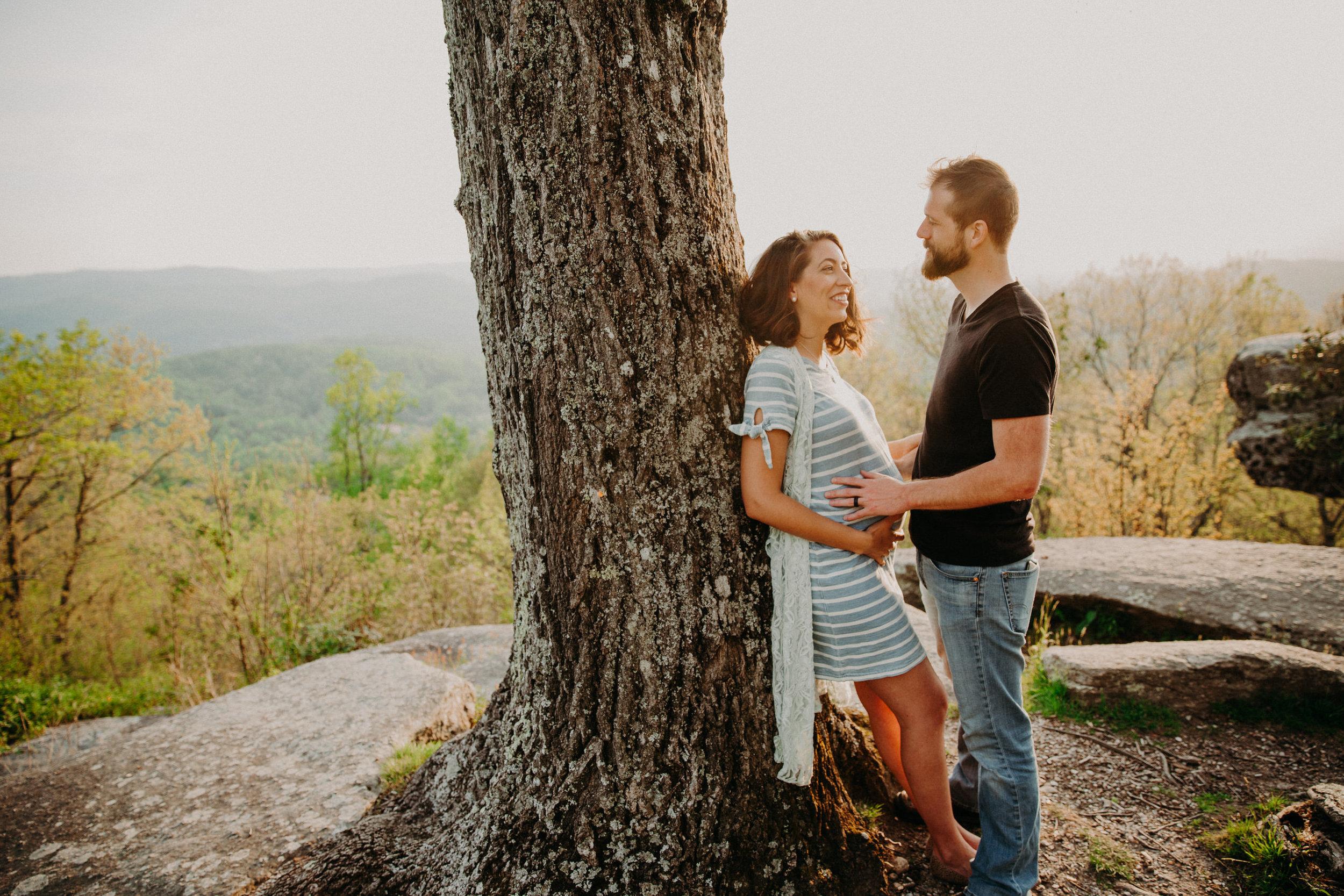 asheville maternity photographer   Taylor heery photography