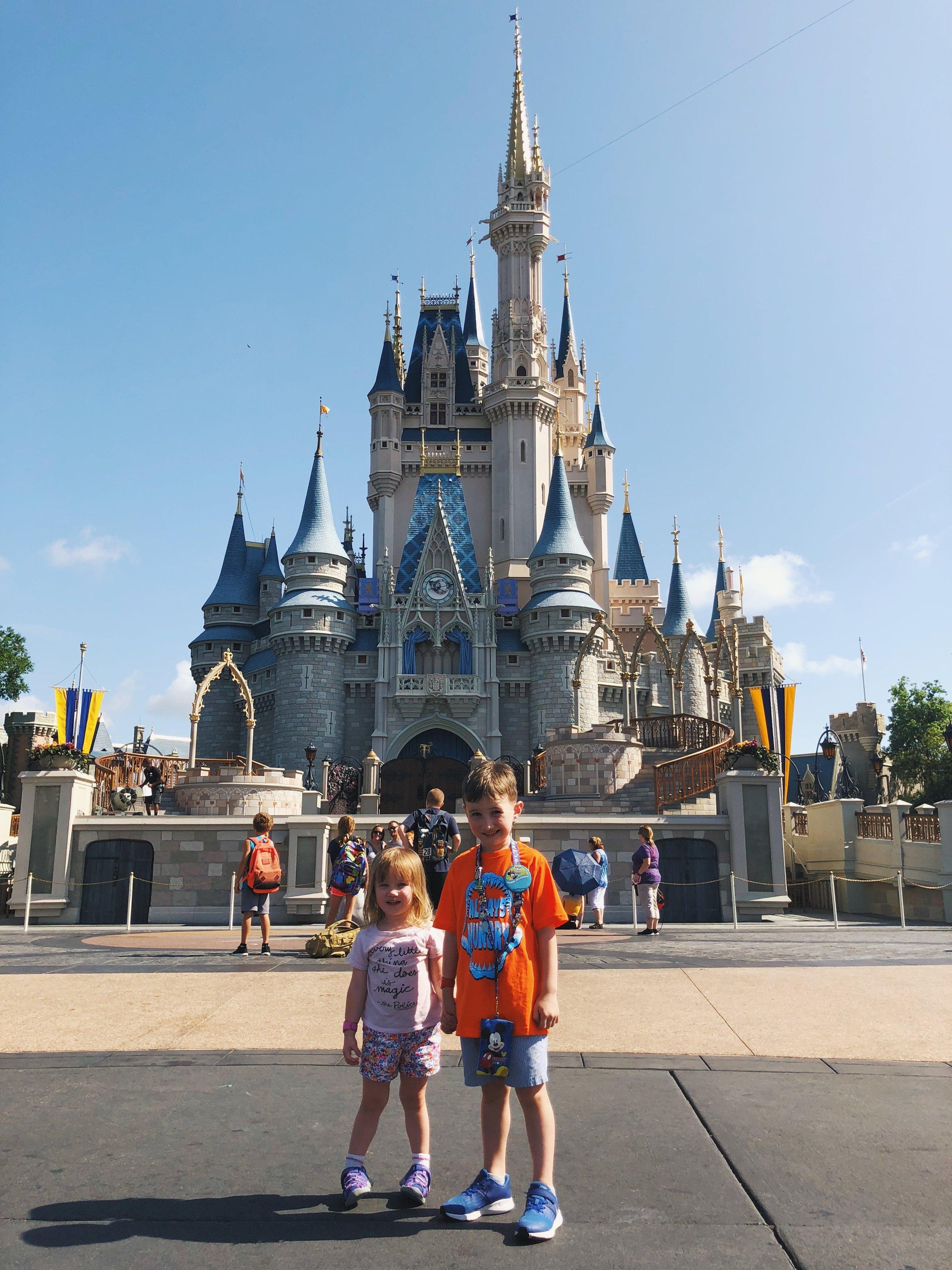 Disney world tip to Florida