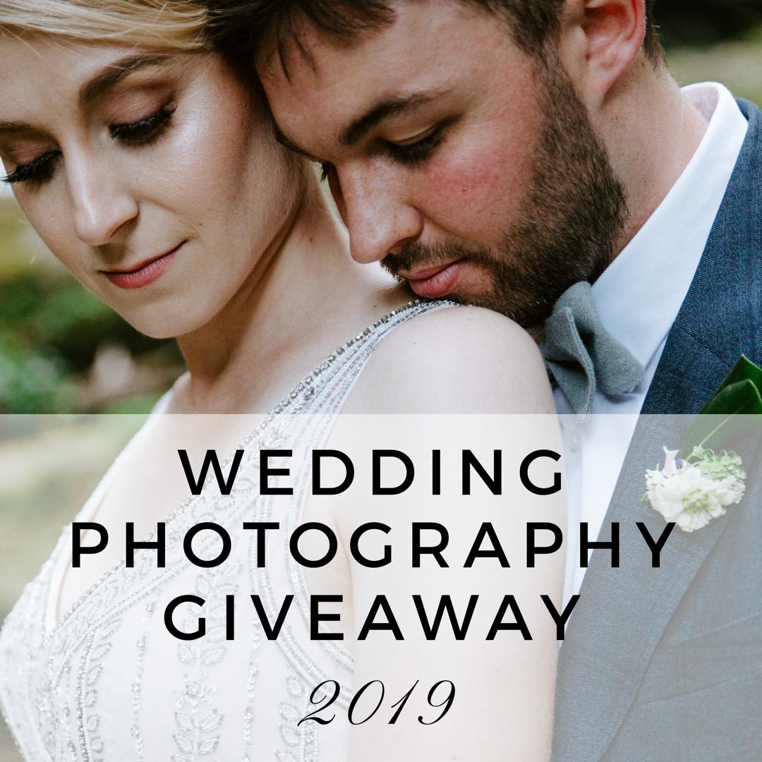 wedding giveaway 2019