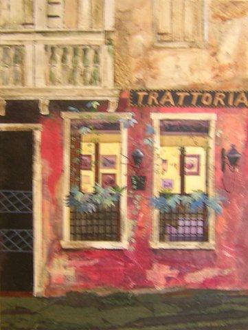 "Trattoria - 16"" x20"""
