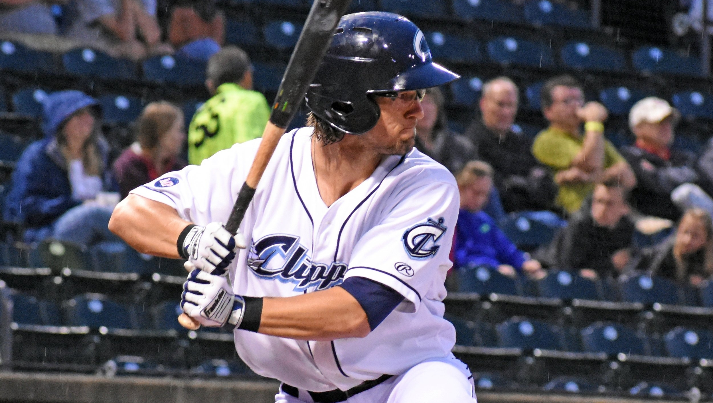 Drew Maggi  |  Photo by Cathryn Wood/Columbus Clippers