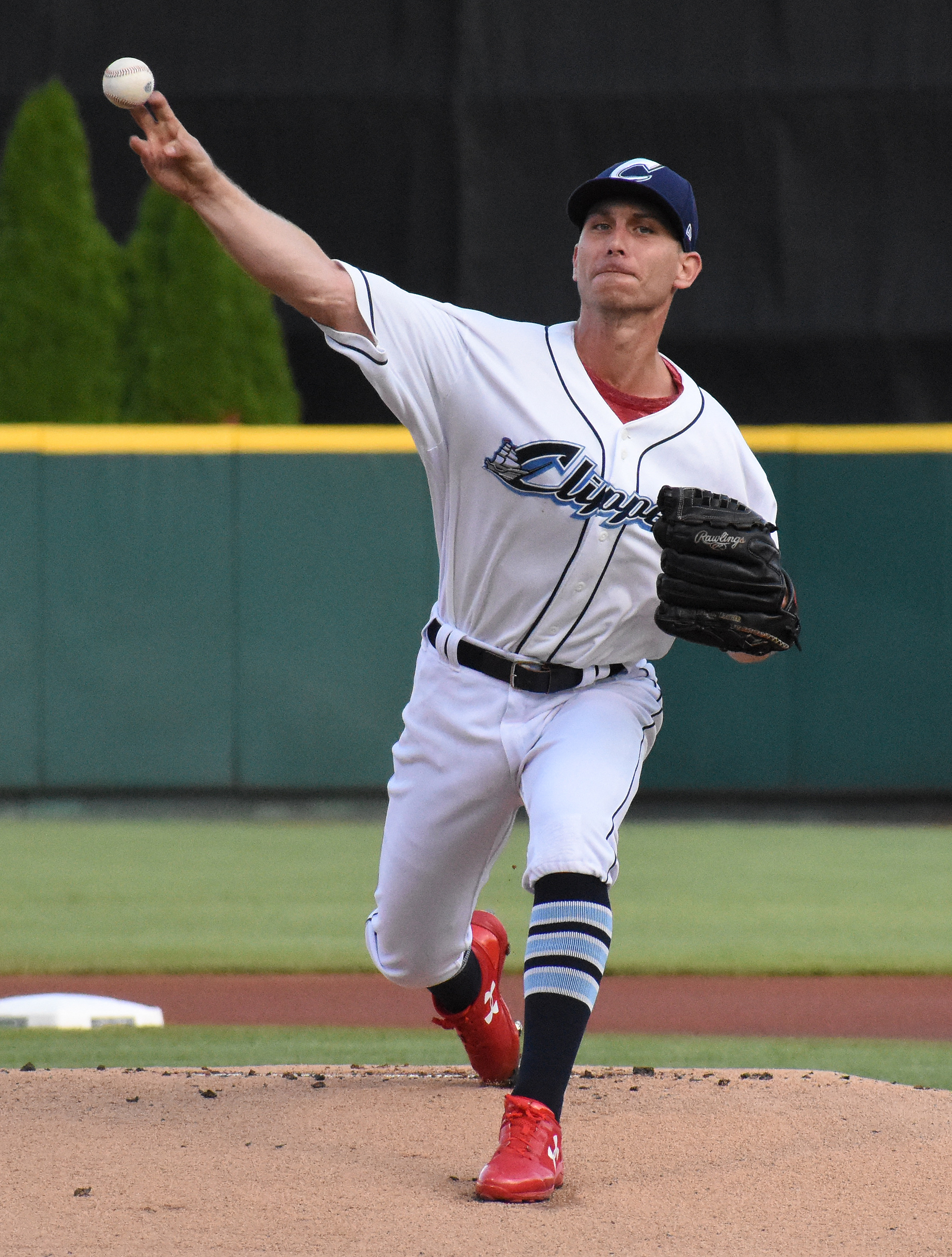 Photo credit: Joe Santry / Columbus Clippers