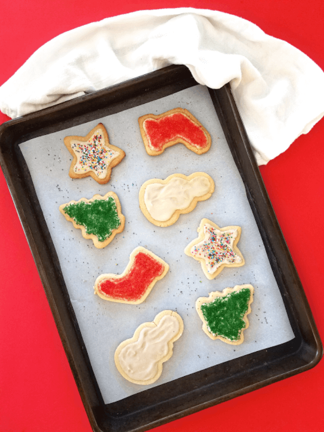 Christmas Cookies for Santa | Taste Abounds