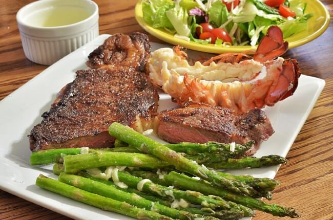 Sauce + Sear the Perfect Surf + Turf | Personally Paleo